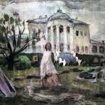 Ghosts. Viktor Elpidiforovich BORISOV-MUSATOV