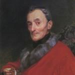 Portrait of M. A. Lanchi. Karl Pavlovich BRYULLOV