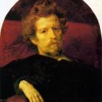 Self-Portrait. Karl Pavlovich BRYULLOV