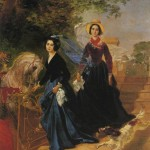 Portrait of the Sisters O. A. and A. A. Shishmareva. Karl Pavlovich BRYULLOV