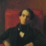 Portrait of A. N. Strugovshchikov. Karl Pavlovich BRYULLOV