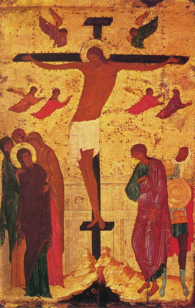 The Crucifixion. DIONYSIUS