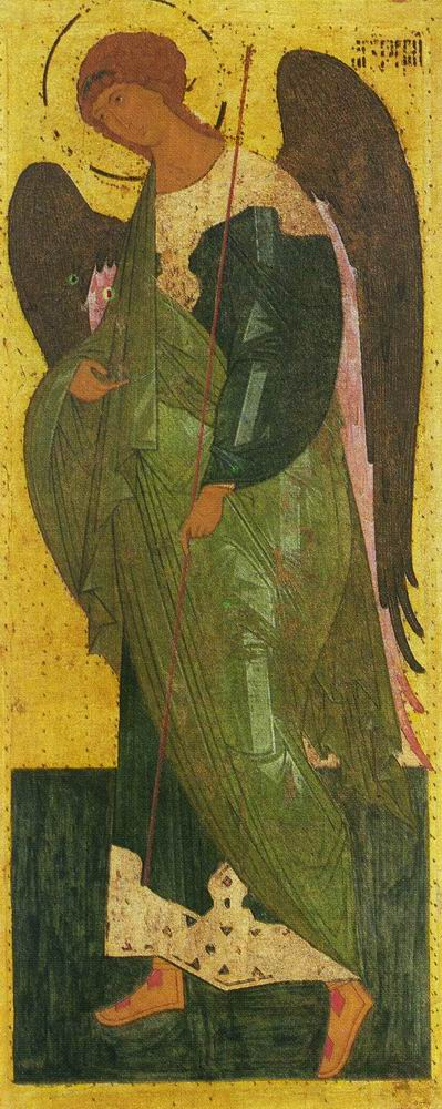 The Archangel Gabriel. DIONYSIUS