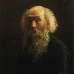 Self-Portrait. Nikolai Nikolayevich GHE