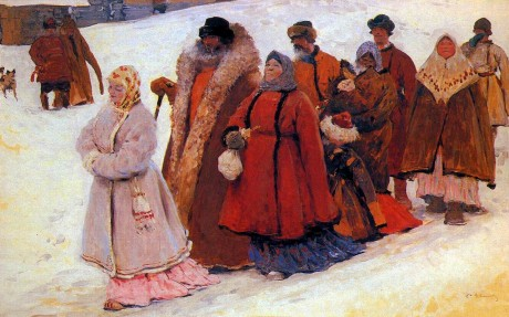 The Family. Sergei Vasilievich IVANOV