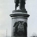 Monument to A.V. Suvorov. Mikhail Ivanovich KOZLOVSKY