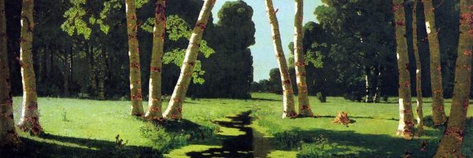 Birch Grove. Arkhip Ivanovich KUINJI