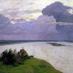 Eternal Peace. Isaak Ilyich LEVITAN