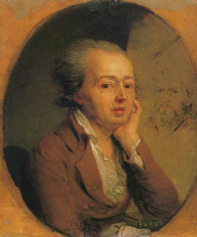 V.L. Borovikovsky. Portrait of D. G. LEVITSKY