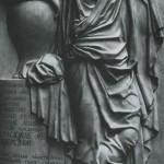 Tombstone for S.S. Volkonskaya. Ivan Petrovich MARTOS