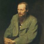 Portrait of F.M. Dostoyevsky. Vasily Grigorievich PEROV