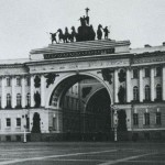 Arch of the General Staff. Stepan Stepanovich PIMENOV