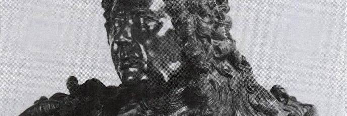 Bust of an Unknown Man. Bartolomeo Carlo RASTRELLI