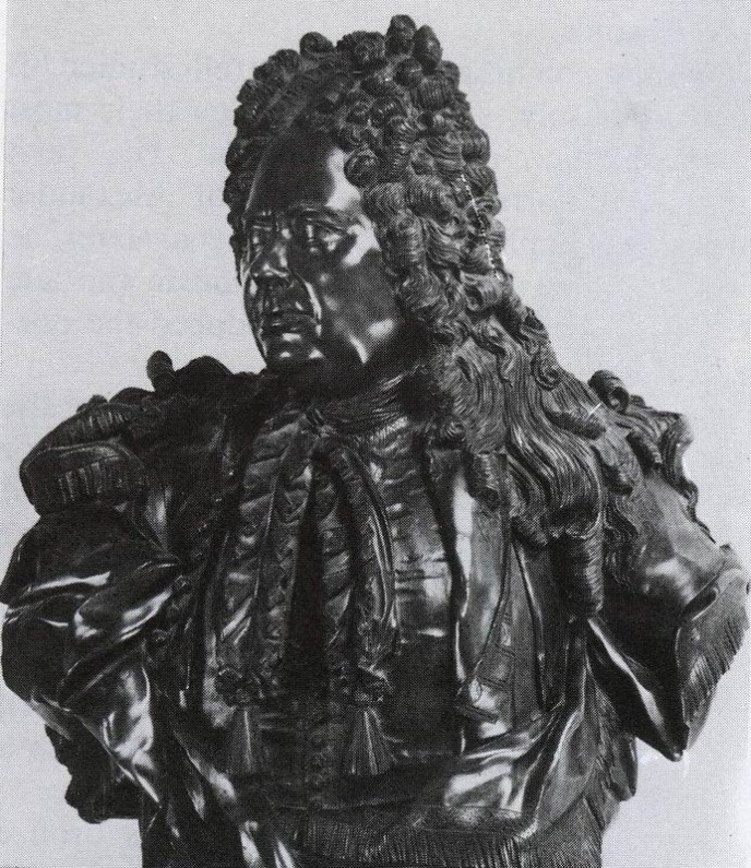 Bust of an Unknown Man. Bartolomeo Carlo RASTRELLI