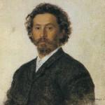Self-Portrait. Ilya Yefimovich REPIN