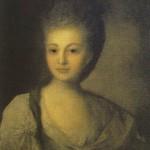 Portrait of A.P. Struiskaya. Fyodor Stepanovich ROKOTOV