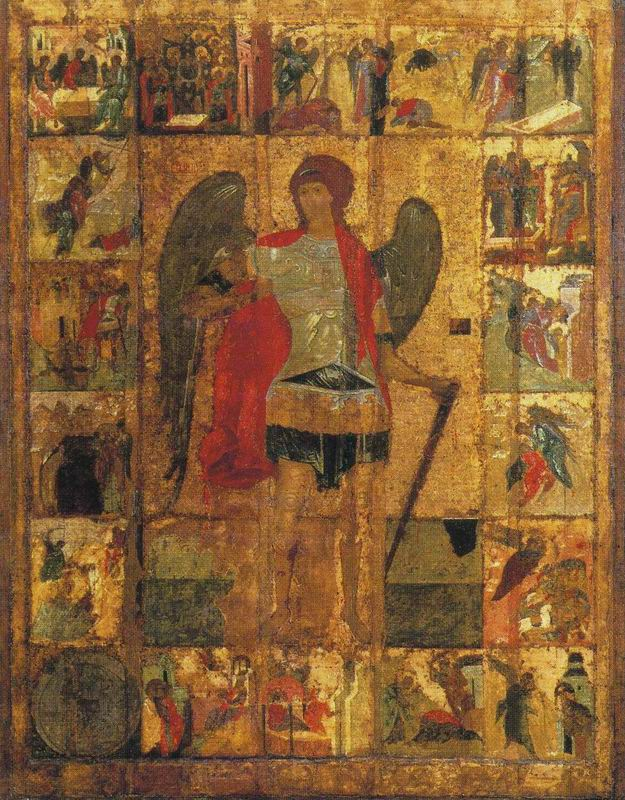 The Archangel Michael. Andrei RUBLYOV