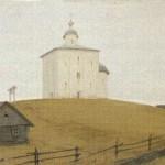 Novgorod Church. Andrei Petrovich RYABUSHKIN