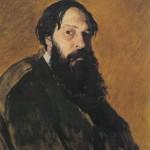 V. G. Perov. Portrait of A. K. Savrasov