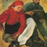 The Peasants. Zinaida Yevgenyevna SEREBRYAKOVA