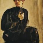 Maxim Gorky. Valentin Alexandrovich SEROV