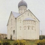 Church of Our Savior, Ilyin Street, Novgorod