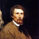 Self-Portrait. Viktor Mikhailovich VASNETSOV