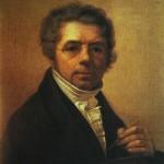 Self-Portrait. Alexei Gavrilovich VENETSIANOV