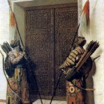Tamerlane's Guards. Vasily Vasilyevich VERESHCHAGIN