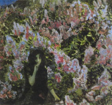 Lilacs. Mikhail Alexandrovich VRUBEL