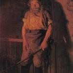 The Stoker. Nikolai Alexandrovich YAROSHENKO